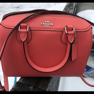 🦩Coach Mini Bennett Satchel Crossbody🦩